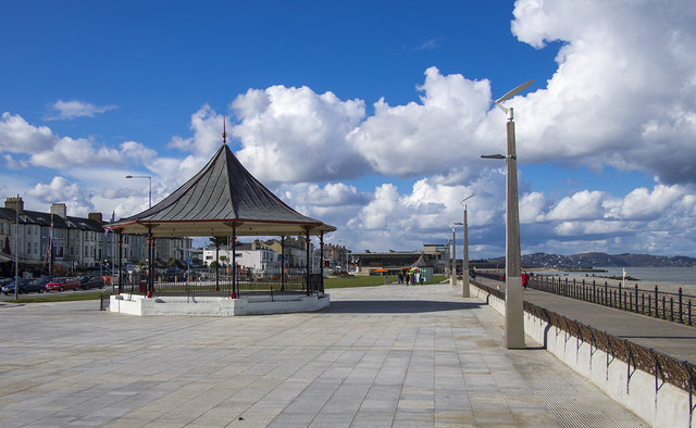 Bandstand, Bray