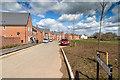 SP2754 : Copeland Avenue, Ettington Park Estate by David P Howard