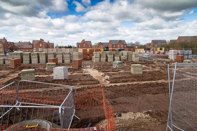 Sheltered housing construction