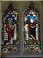 SO3692 : Stained Glass Windows by Ian S