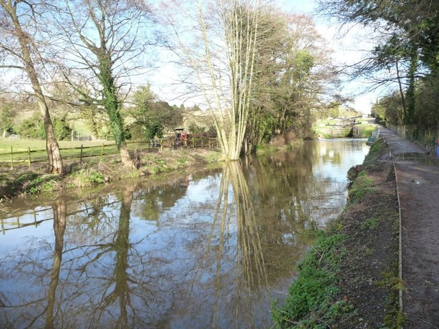 Reflections on the Stroudwater Navigation