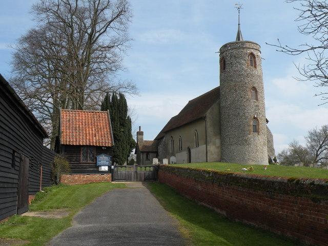 St. Mary: the parish church of Aldham