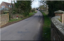 TL0394 : Oundle Road in Woodnewton by Mat Fascione