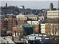 ST5872 : The Bristol skyline by Philip Halling