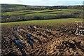 SX1260 : Farmland, Hartswell by Derek Harper