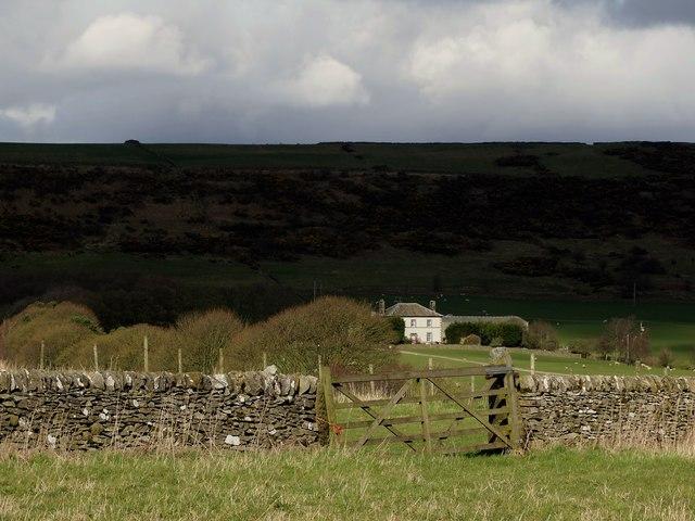 A view of Shepherd's Flat Farm