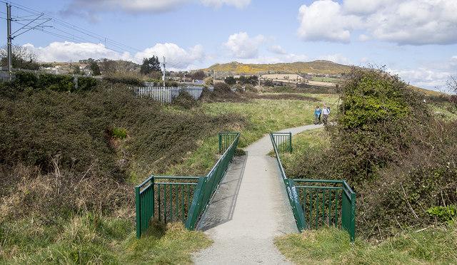 Footbridge, Greystones