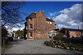 SJ5409 : Mytton & Mermaid Hotel, Atcham by Ian S