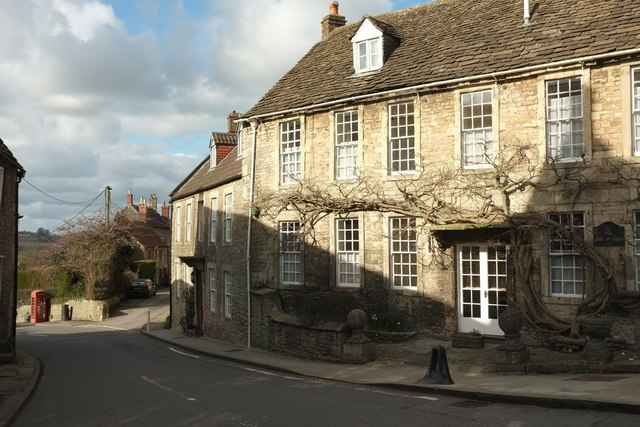 Listed buildings, Norton St Philip