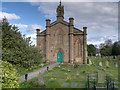 SD4412 : The Church of St John the Baptist, Burscough by David Dixon