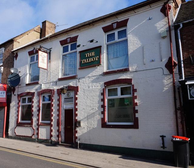 The Talbot, High Street, Dawley