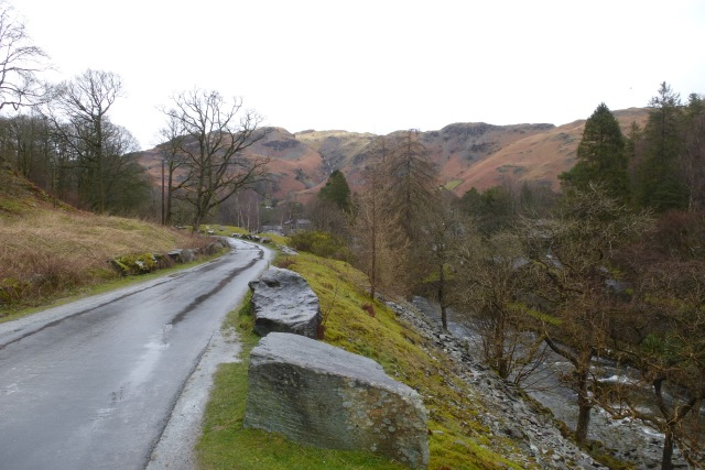 Bridleway to Chapel Stile