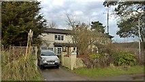 SK5954 : Jesmondene Cottage by Chris Morgan