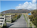 SH6214 : Heading north Mawddach Trail 1 by Martin Richard Phelan