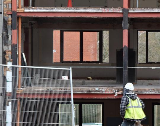 Colby House, Stranmillis, Belfast - April 2016(2)