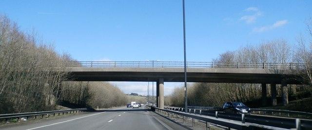 Coal Pit Lane Overbridge