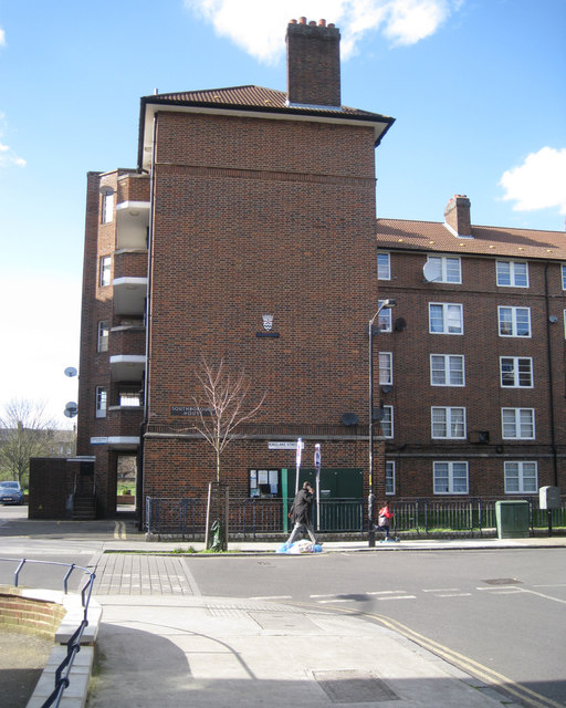 Southborough House, Kinglake Estate, Kinglake Street, Walworth
