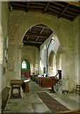 SP9599 : Church of St. John the Baptist, Wakerley by Alan Murray-Rust