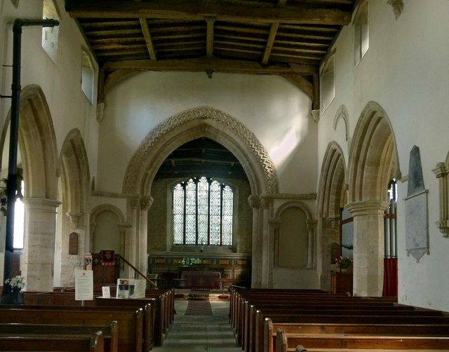 Church of St. John the Baptist, Wakerley