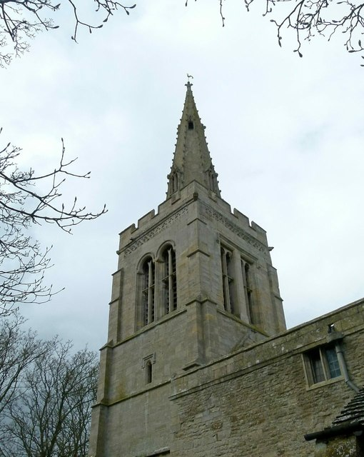 Church of St. John the Baptist, Wakerley