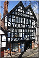 SJ4066 : 4 Park Street, Chester by Jeff Buck