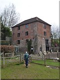 SS8303 : Mill building at Upton Hellions by David Smith