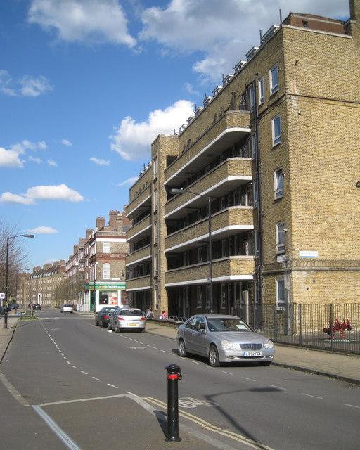 Faversham House, Kinglake Street, Walworth