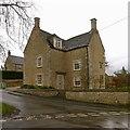 SK9400 : Cornerstone House, Chapel Lane, Barrowden by Alan Murray-Rust