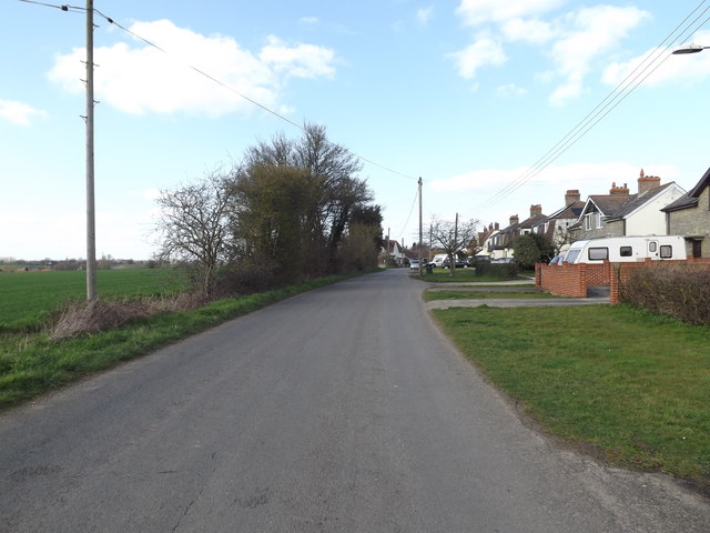 Pound Road, Creeting St.Peter