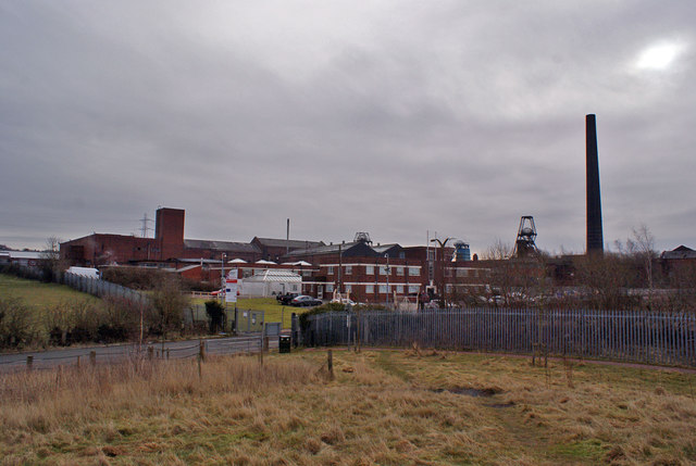 Chatterly Whitfield Colliery