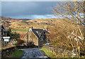 NN1527 : House in Dalmally by Trevor Littlewood