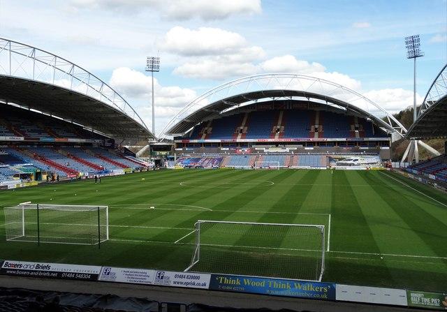 Inside John Smith's Stadium
