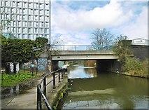 TQ2182 : Harlesden, Bridge No 7 by Mike Faherty