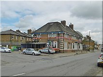 TQ2182 : Harlesden, Fishermans Arms by Mike Faherty