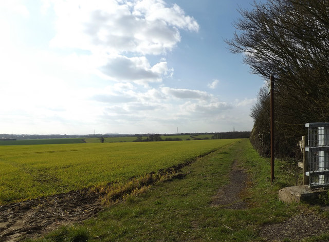 Footpath to Mill Lane