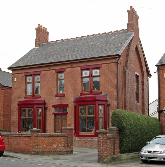 Sutton-in-Ashfield - Kirkby Road - No 86