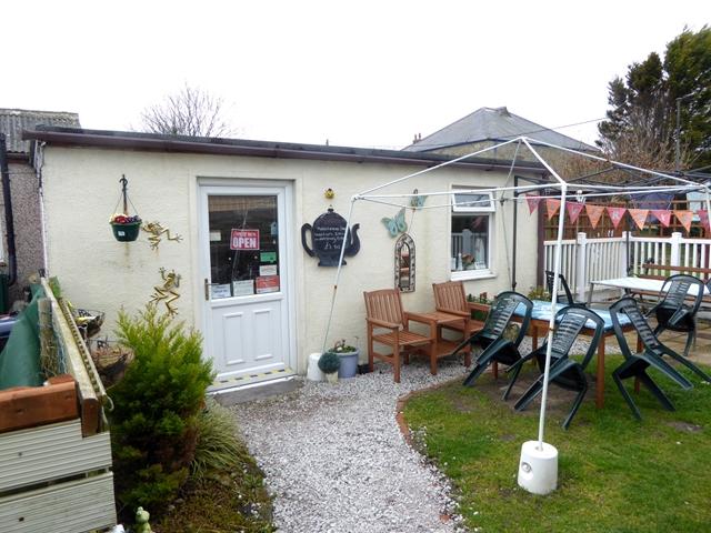 Riverside Cafe, Malltraeth