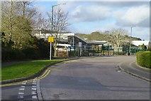 SZ0794 : School on Ensbury Avenue by David Lally