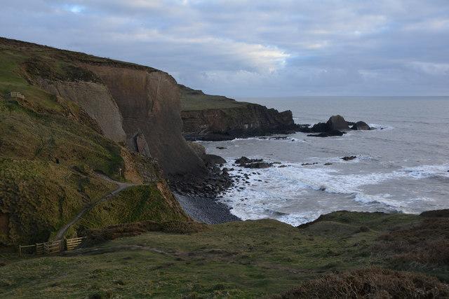 Torridge : Coastal Scenery