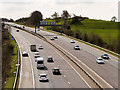 SD8210 : M66 Motorway near Bury by David Dixon
