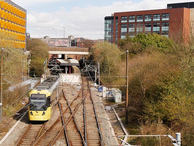 Metrolink, Bury Interchange