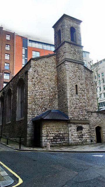 The Queen's Chapel of the Savoy
