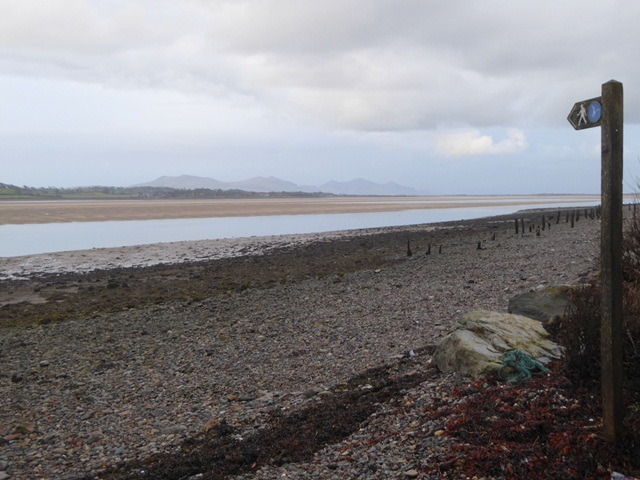 Anglesey Coast Path at Ferry House