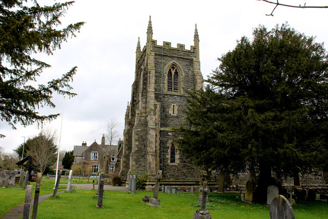St. Oswald's Church Tower, Burneside