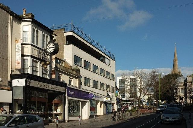 Union Street, Torquay