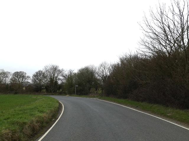 Mill Lane, Creeting St.Peter
