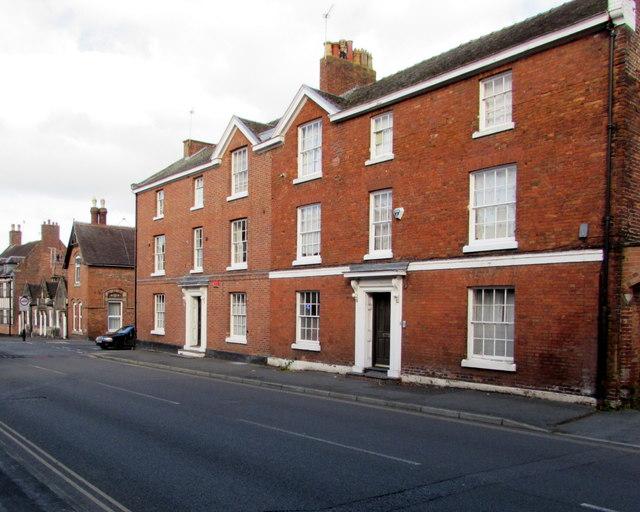 Three-storey houses, Dodington, Whitchurch, Shropshire