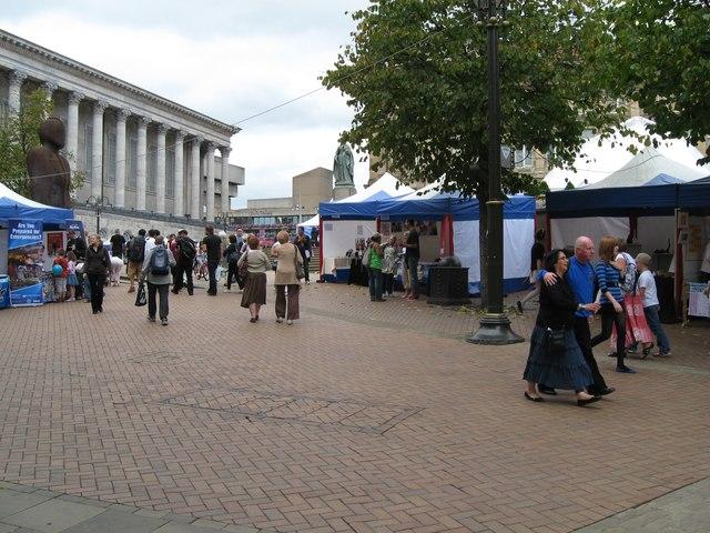 Birmingham Artsfest 2009 2