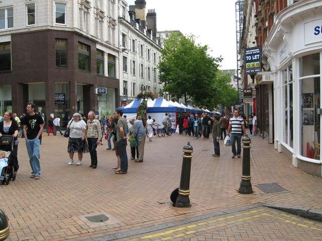 Birmingham Artsfest 2009 3
