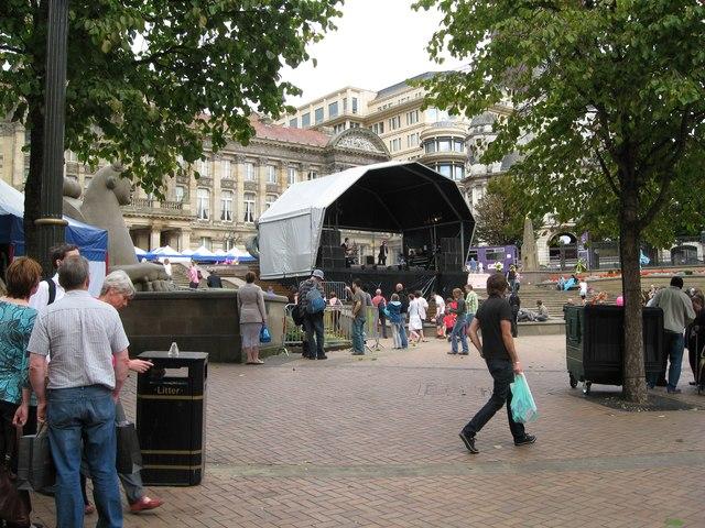 Birmingham Artsfest 2009 4